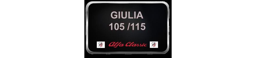 GIULIA 105/115