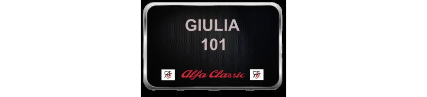 GIULIA 101