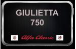 GIULIETTA 750
