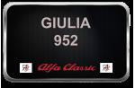 GIULIA 952