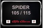 SPIDER 105/115