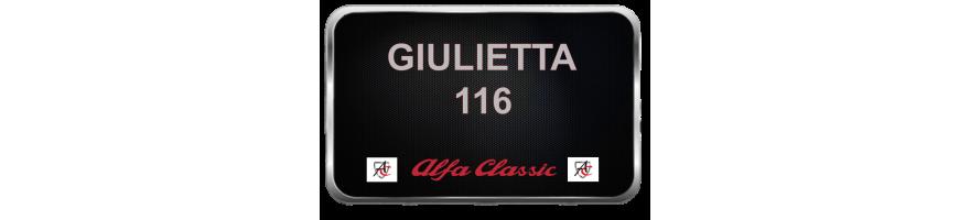 GIULIETTA 116