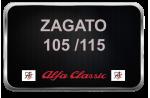 ZAGATO 105/115