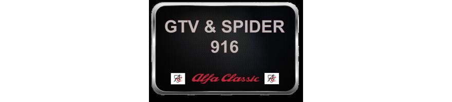 GTV & SPIDER 916