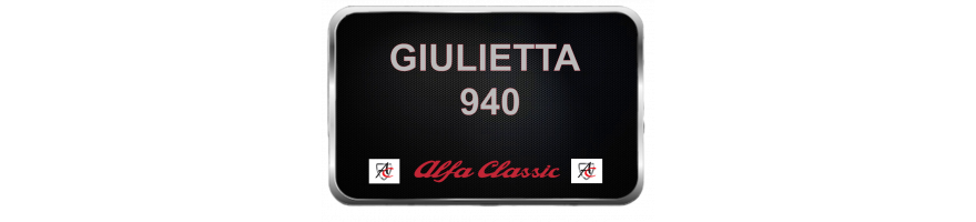 GIULIETTA 940